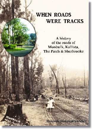 Front cover When Roads were Tracks thumb